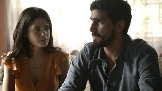 Jamil e Laila confrontam Dalila com prova do crime