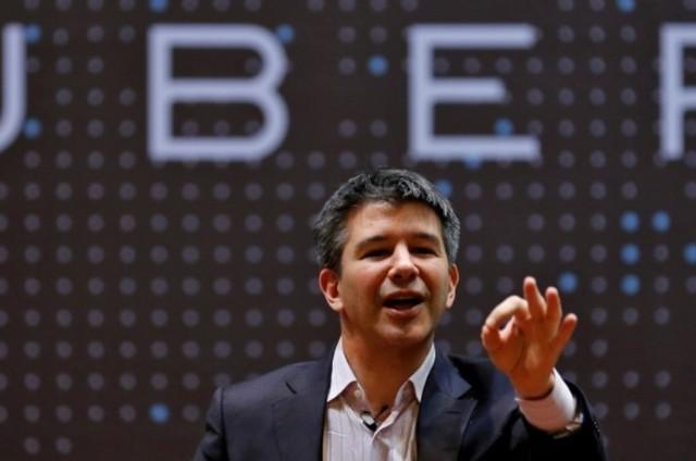 Travis Kalanick, ex-CEO da Uber (Foto: Danish Siddiqui / Reuters)