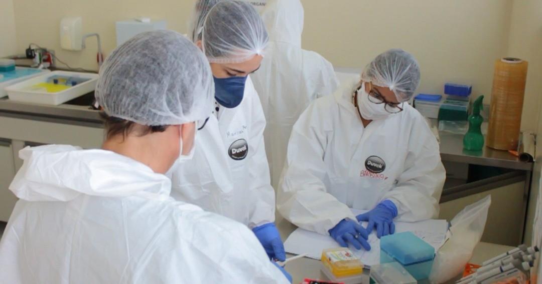 Laboratório em Sete Lagoas começa a analisar testes de Covid-19 de 34 municípios
