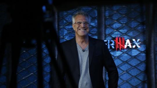 Pedro Bial comenta final surpreendente em 'Supermax': 'Divertidamente macabro'