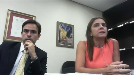 Mônica Moura conta como foi criada a comunicação secreta com Dilma Rousseff