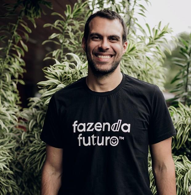 Marcos Leta, sócio-fundador da Fazenda Futuro (Foto: Divulgação)