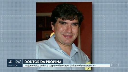 Major da PM é preso no Rio por cobrar propinas em contratos para hospital da corporação