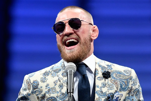 O lutador Conor McGregor (Foto: Getty Images)