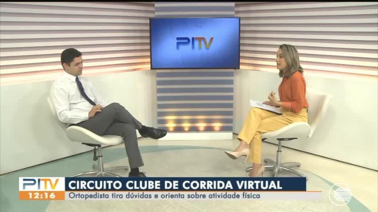 Especialista dá dicas para preparação de atletas para o Circuito Clube de Corrida Virtual