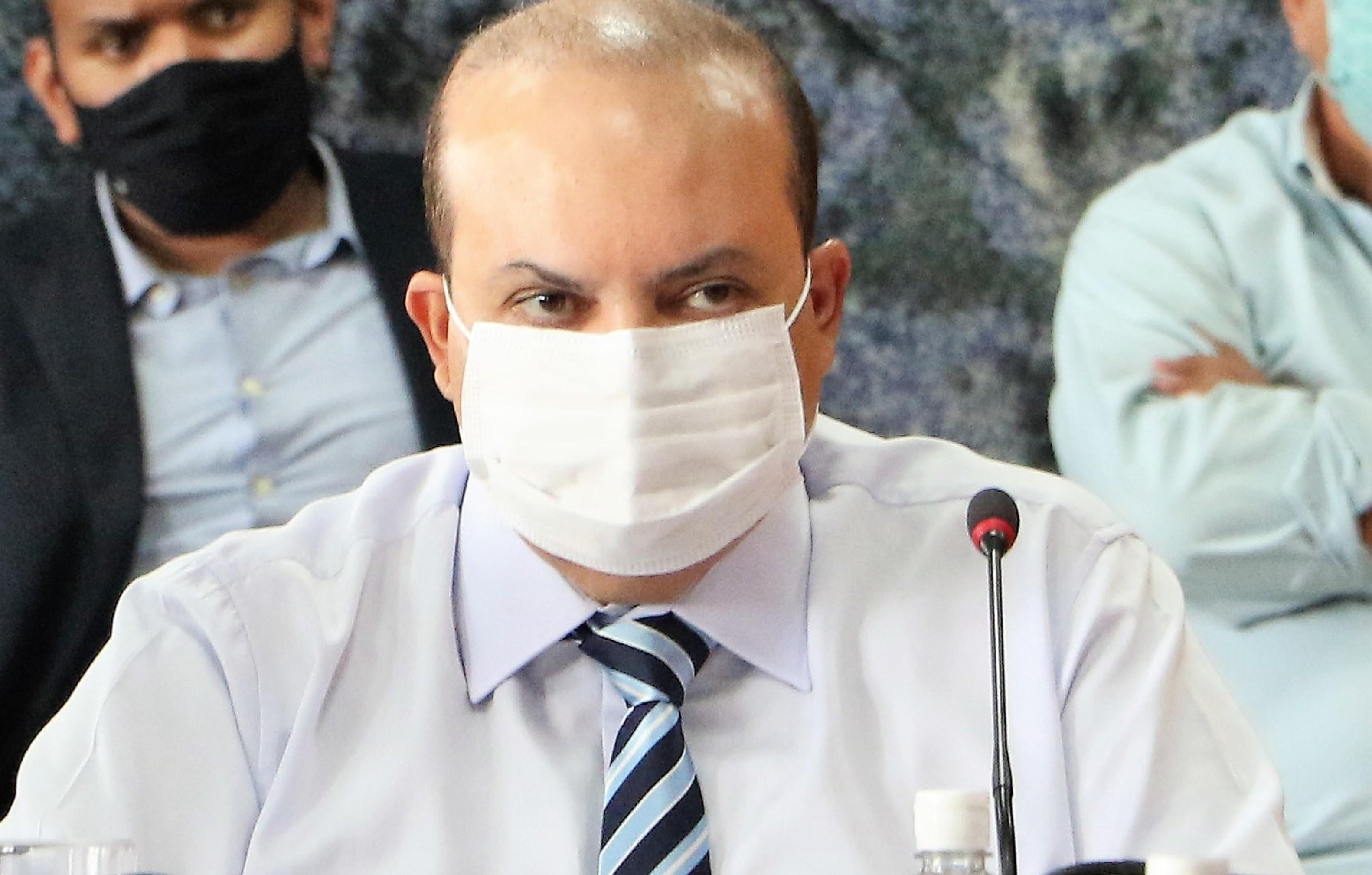 Ibaneis indica conta com saldo insuficiente para bloqueio de R$ 106 mil determinado pela Justiça do DF