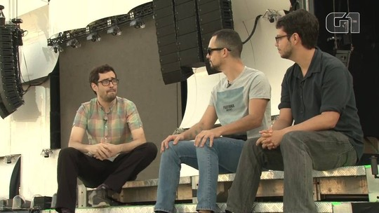 Mesa redonda do Rock in Rio: qual foi o craque da 1ª rodada?