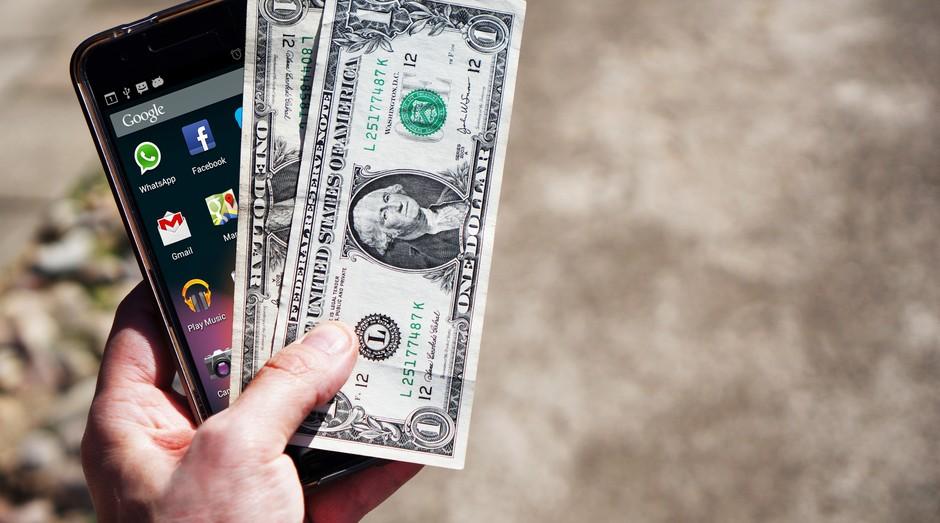 Celular, smartphone, mobile, internet, pagamento (Foto: Reprodução/Pexels)