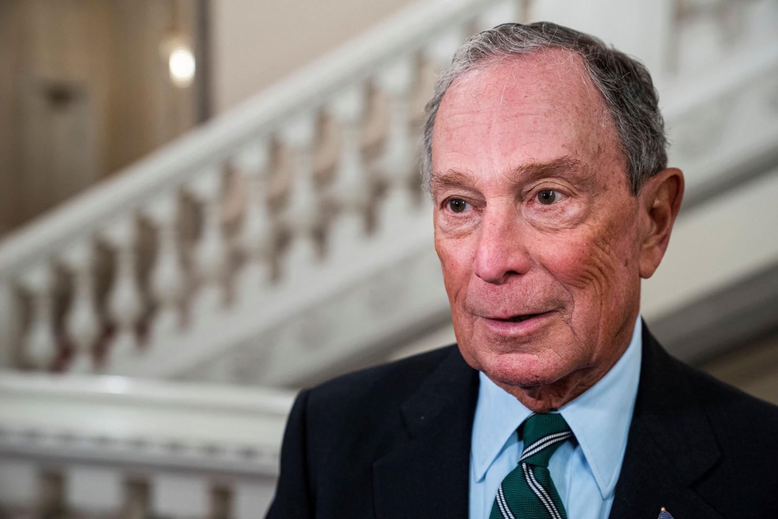 Bloomberg considera participar da corrida presidencial democrata em 2020