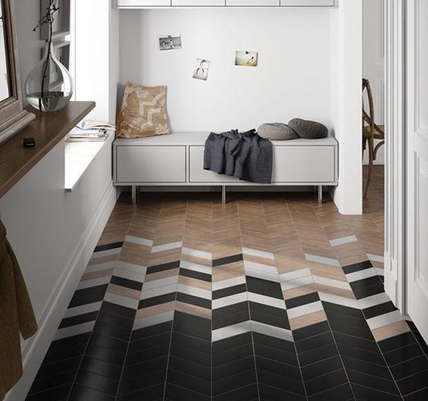 Mix and Match: 12 ambientes com mistura de pisos (Foto: Reprodução/Divulgação)