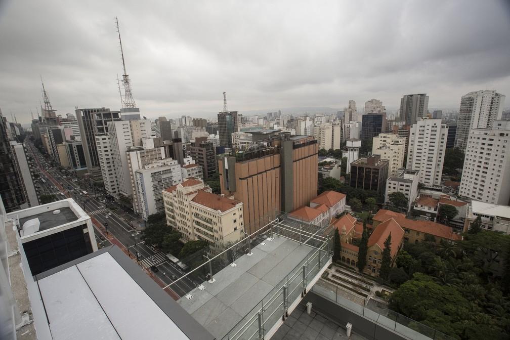 Na Avenida Paulista, novo Sesc terá vista panorâmica do último andar (Foto: Divulgação/Sesc)