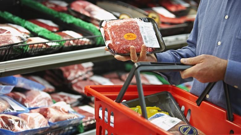 carne-supermercado-frigorifico-boi-pecuaria (Foto: Thinkstock)