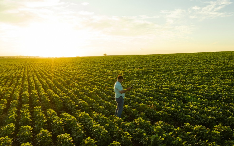 Conectividade ainda é desafio aos produtores e tema muito discutido na Agrishow 2019. — Foto: Climate FieldView/Divulgação