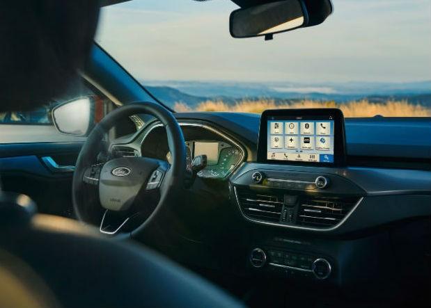 Ford Focus Active interior (Foto: Divulgação)