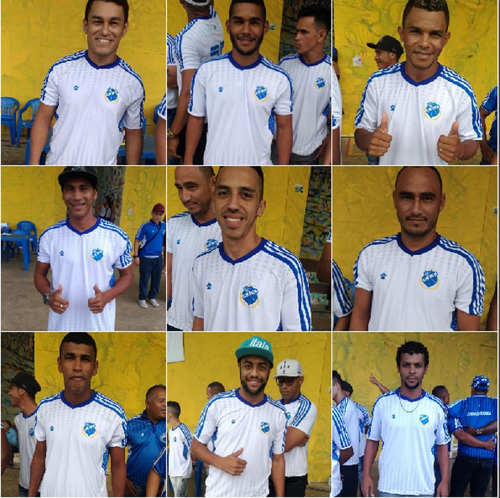 Campeão amazonense em 2010 e 2011, Penarol montou um elenco recheado de nomes consagrados no Estado (Foto: Reprodução/Arquivo pessoal)