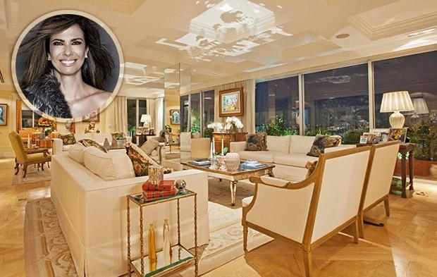Casa da Luciana Gimenez (Foto: Reprodução)