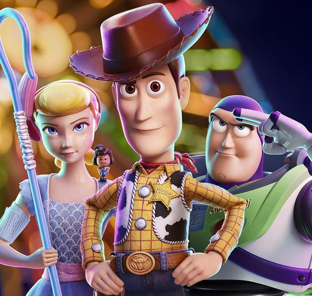 Betty volta para aprontar em 'Toy Story 4' (Foto: Divulgação)