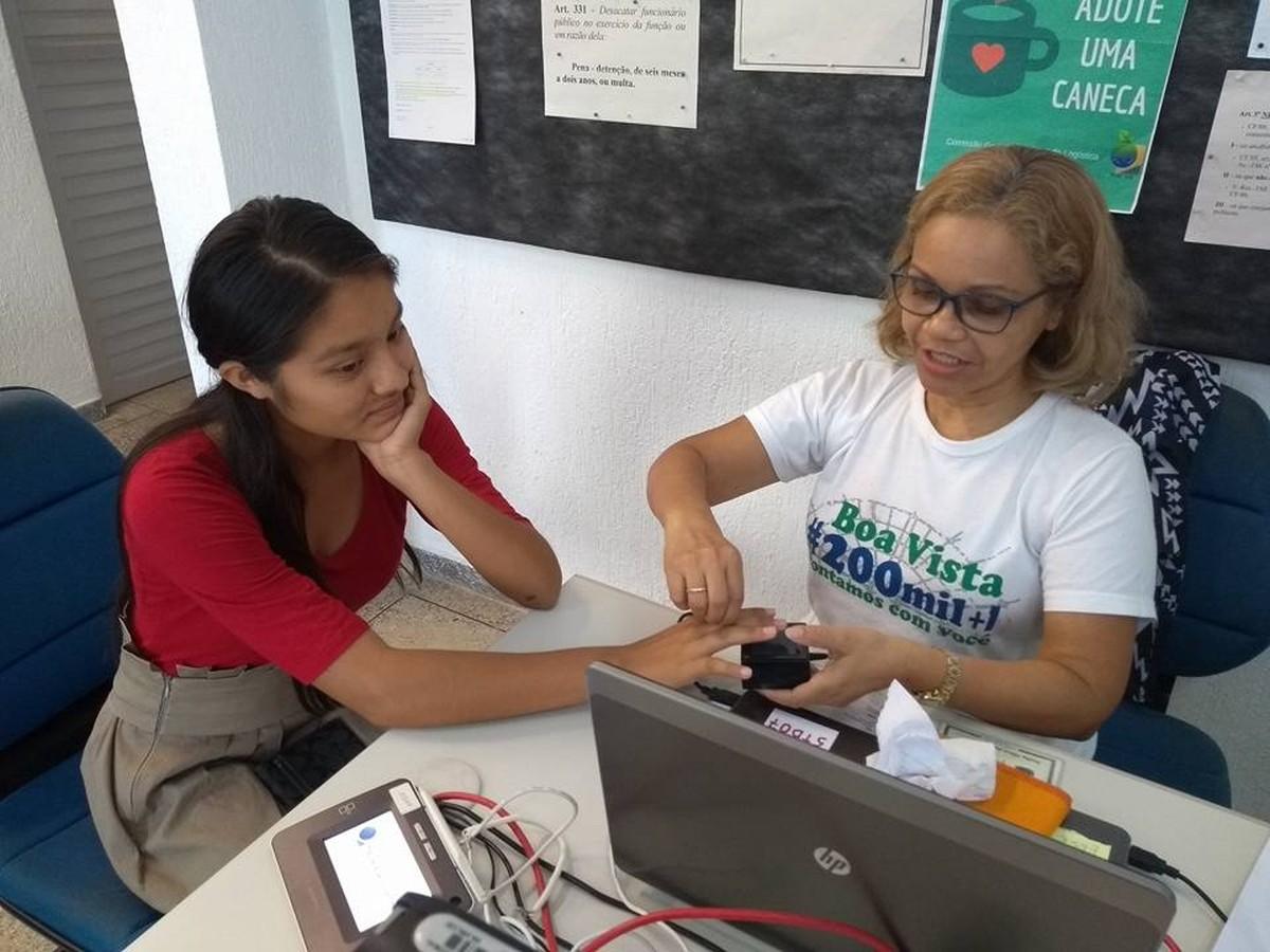 TRE-RR prorroga prazo para biometria em Pacaraima