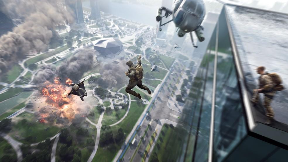 Battlefield 2042 tem lançamento adiado em um mês; veja nova data | Jogos de  tiro | TechTudo