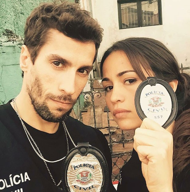 Bruno Belarmino e Nanda Costa (Foto: Reprodução Instagram)