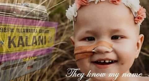 A pequena foi diagnosticada aos 6 meses (Foto: Reprodução/ Facebook)