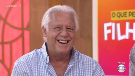 Antonio Fagundes conta que o filho sofreu por conta de sua fama: 'chamavam de príncipe do gado'