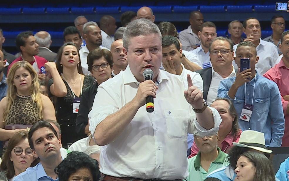 Antonio Anastasia é candidato do PSDB ao governo de Minas Gerais (Foto: Reprodução/TV Globo)