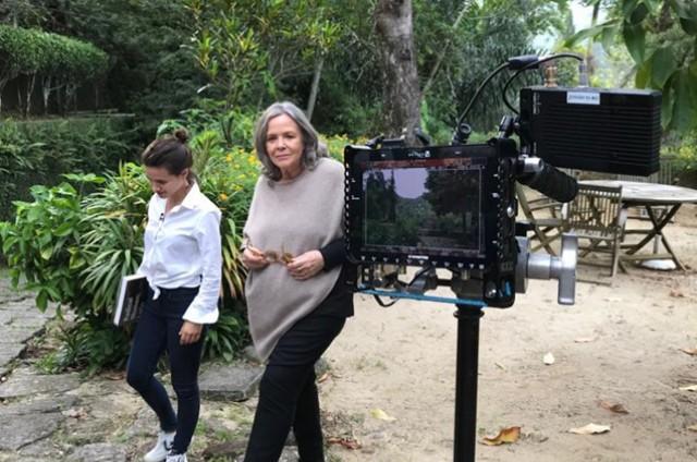 Bianca Comparato e Rosiska Darcy de Oliveira (Foto: Arquivo pessoal)