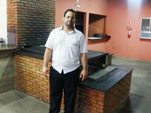 Tiago Lobato restaurante pequi (Foto: Tiago Lobato/Arquivo pessoal)
