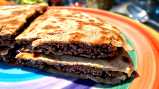 Arais: Sanduíche Armênio