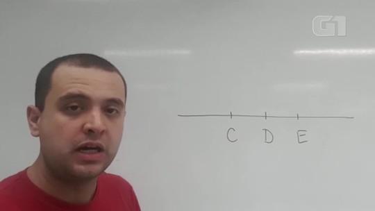 Quem chegou primeiro? Professor responde questão da Olimpíada de Matemática que virou meme