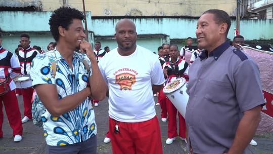 Fanfarra muda realidade de jovens no bairro de Pero Vaz, em Salvador