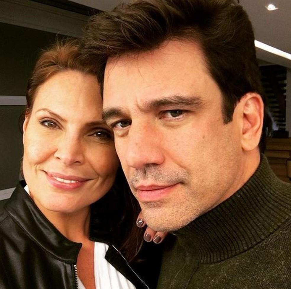 Laura Muller está namorando desde janeiro de 2018 com o advogado Ricardo Ferreira — Foto: Reprodução / Instagram
