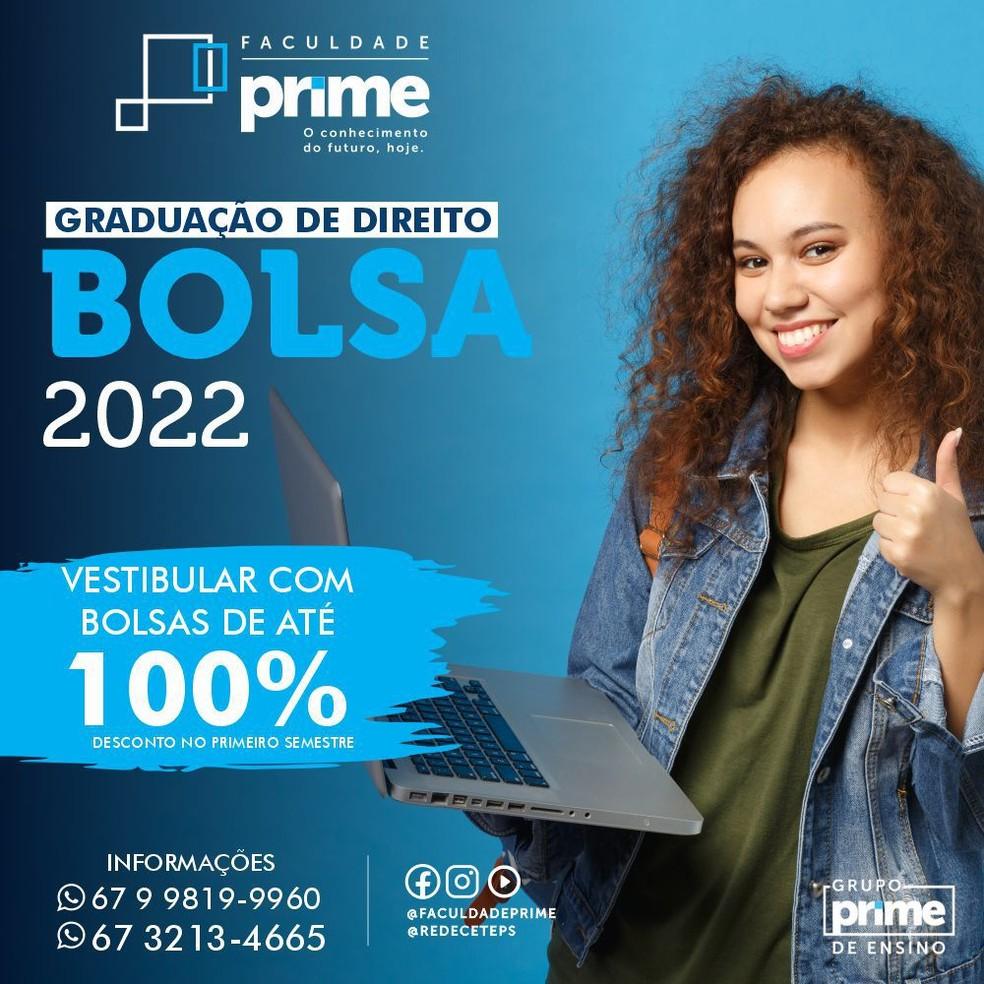 Faculdade Prime — Foto: Divulgação