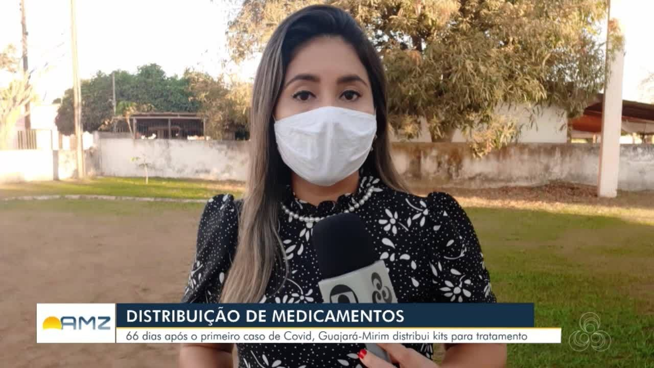 VÍDEOS: Bom Dia Amazônia - RO de terça-feira, 7 de julho de 2020