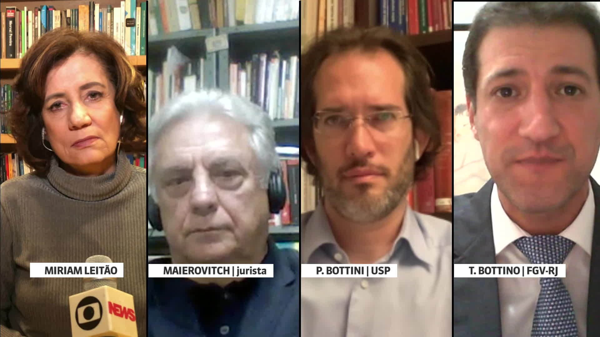 GloboNews Debate analisa decisões polêmicas da Justiça