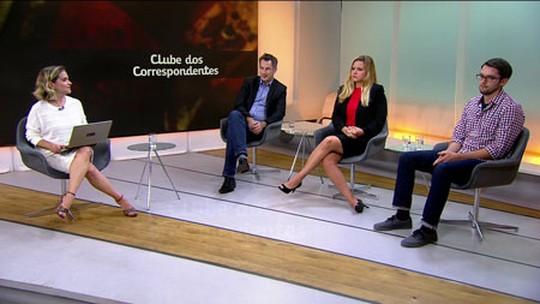 Clube Correspondentes: Qual é o impacto que a violência no Rio tem na imagem do Brasil?