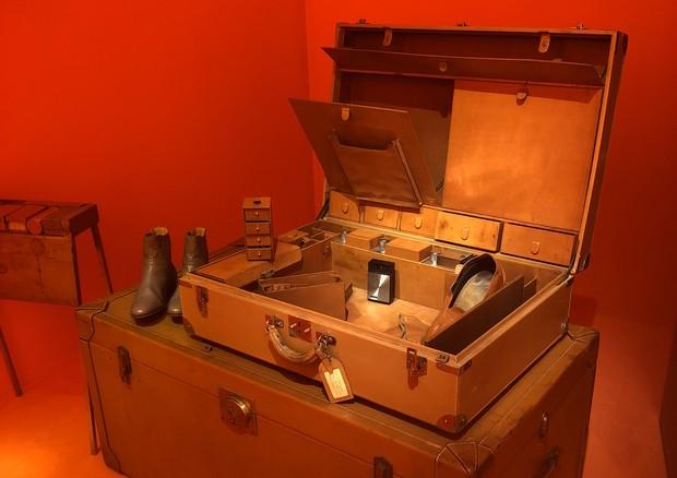 O kit de malas  (Foto: Anita Porfirio)