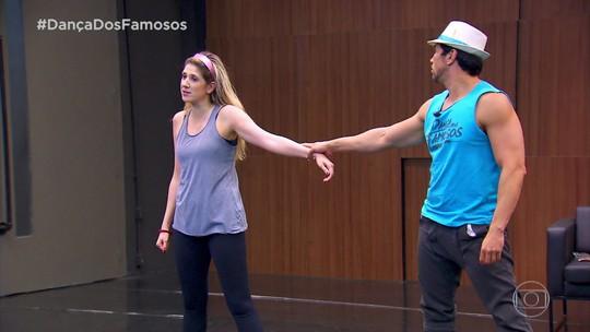 'Dança dos Famosos 2018': veja os ensaios para o samba