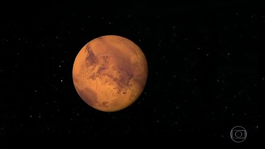 Depois da Lua, próxima meta da Nasa é enviar um astronauta para Marte
