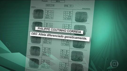 """""""Selecionáveis"""": Philippe Coutinho foi tido como """"espetacular"""" no Vasco"""