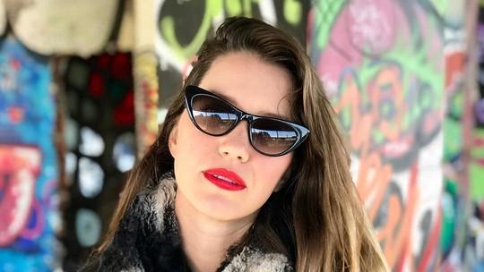 Nathalia Dill fala sobre sua paixão no inverno: 'Ideal para fazer crochê e usar peças em lã'