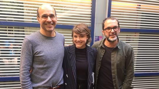 Alice Wegmann revela querer Maria e Hermano juntos no final de 'Onde Nascem os Fortes: 'Impossível não torcer'