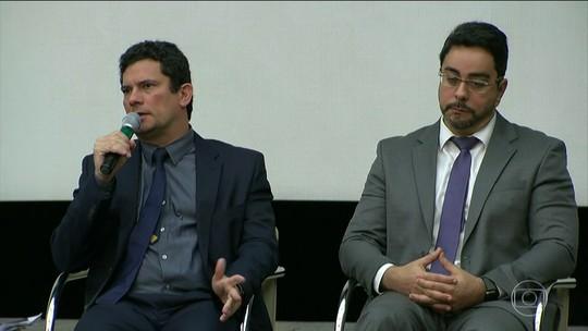 Juiz Moro diz que motivo dos crimes na Petrobras foi o loteamento político dos cargos executivos da empresa