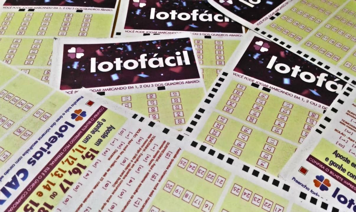 Aposta de Maracanaú, na Grande Fortaleza, acerta as 15 dezenas e leva mais de R$ 1,1 milhão na Lotofácil