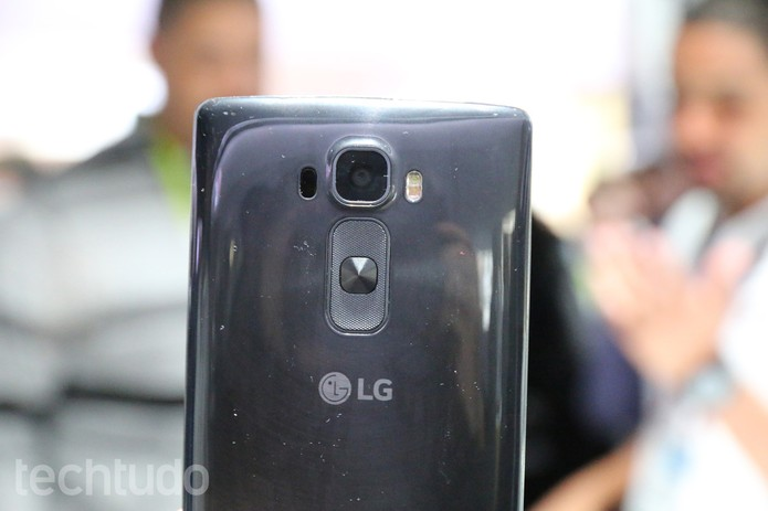 LG G Flex 2 (Foto: Isadora Díaz/TechTudo)