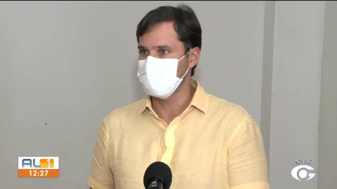Marechal Deodoro anuncia medidas de restrição para conter avanço do coronavírus
