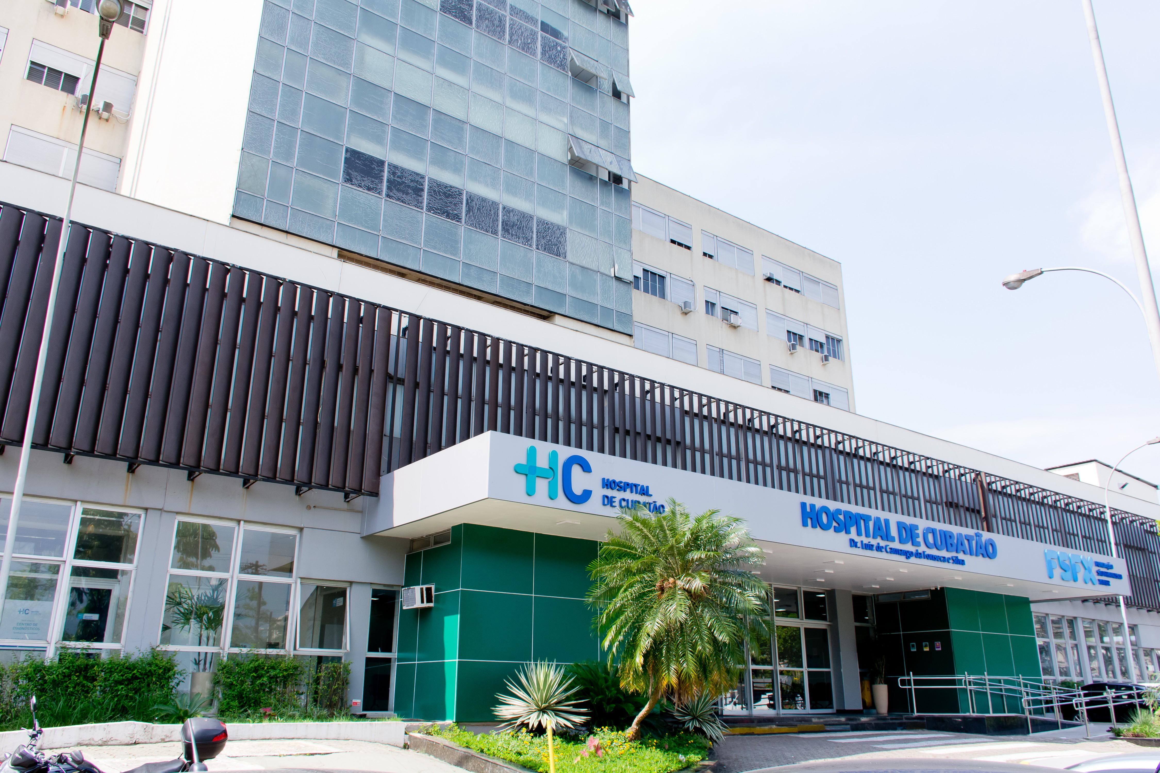 Hospital de Cubatão abre mais 25 leitos para atender pacientes do SUS