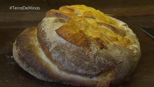 Aprenda a preparar pão artesanal em casa