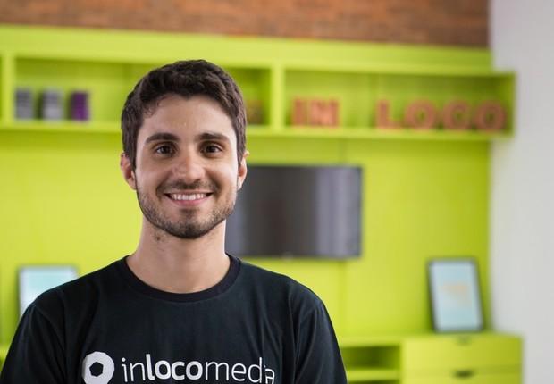 André Ferraz, fundador e CEO da InLoco (Foto: Divulgação)